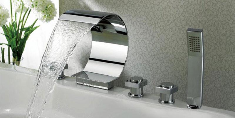 Какие смесители лучше выбрать для ванной