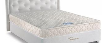 выбрать матрас для кровати