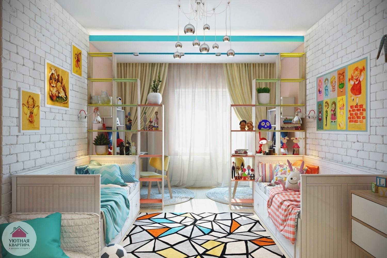 мебель в детскую комнату для школьника11