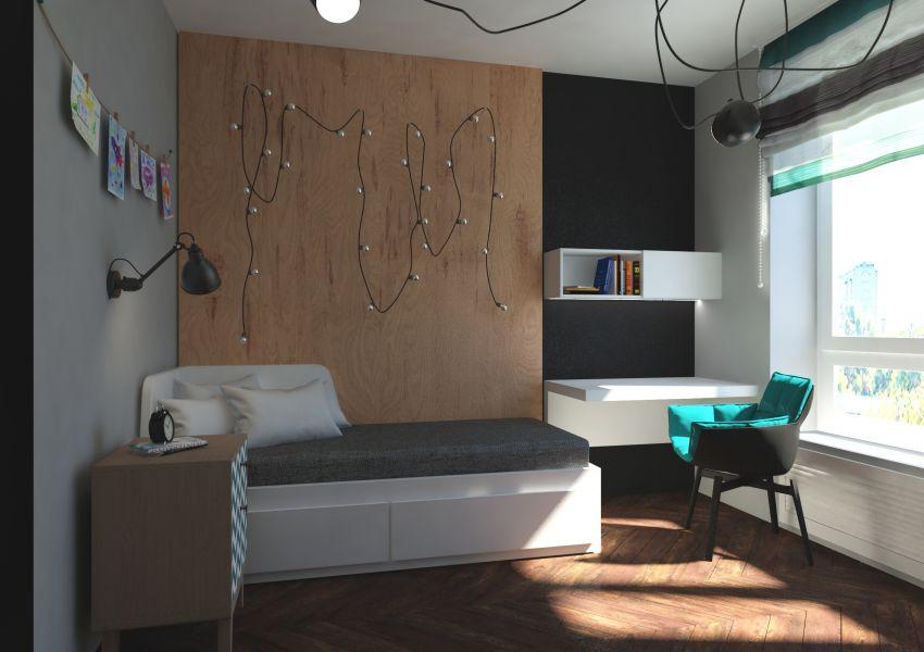 мебель в детскую комнату для школьника4
