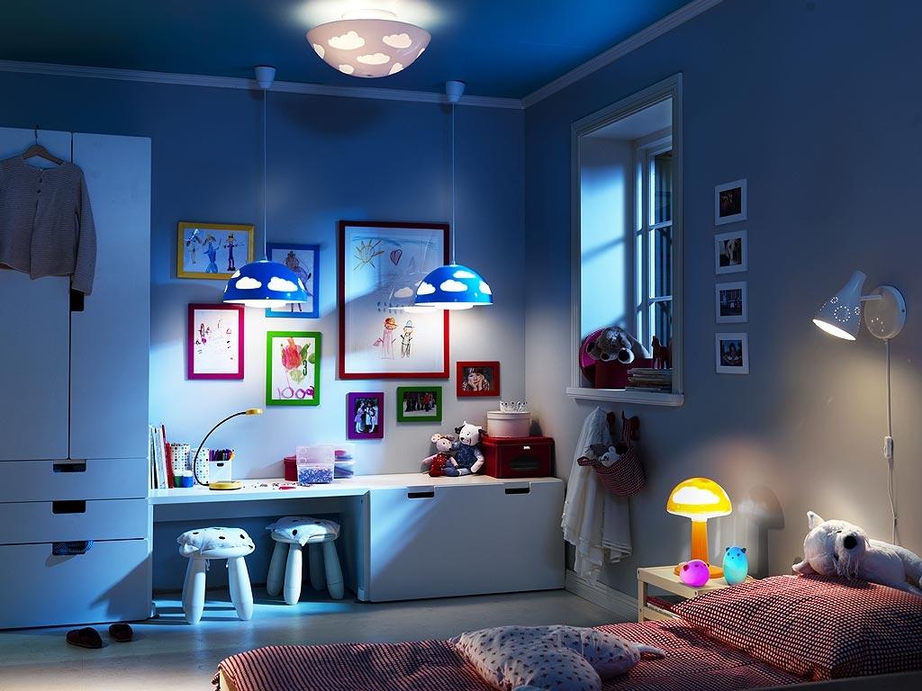 Мебель в детскую комнату для школьника