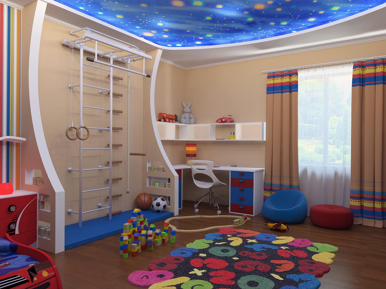 мебель в детскую комнату для школьника9