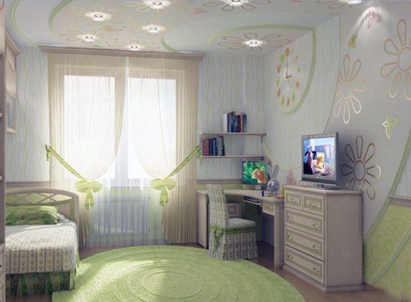 мебель в детскую комнату для школьника7