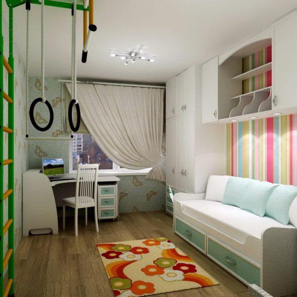 мебель в детскую комнату для школьника3