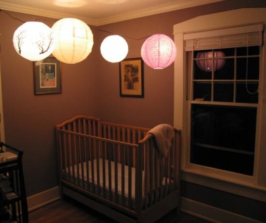 освещение детской комнаты5