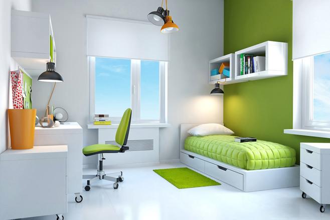 освещение детской комнаты4