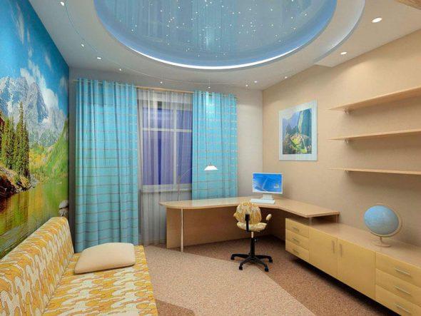 мебель в детскую комнату для школьника6