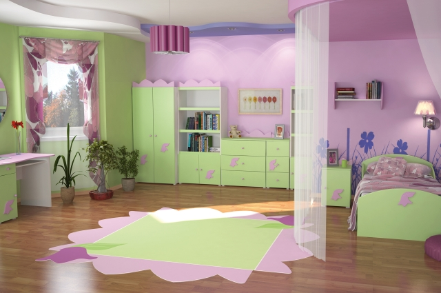 мебель в детскую комнату для школьника24