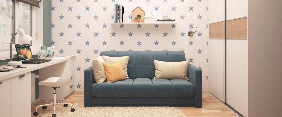 мебель в детскую комнату для школьника5