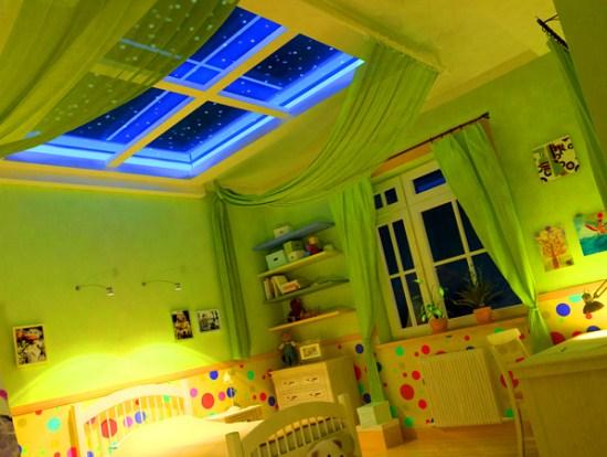 освещение детской комнаты6