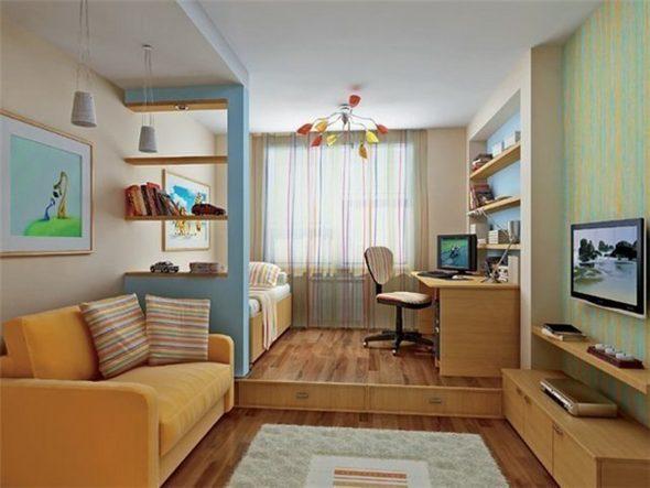 мебель в детскую комнату для школьника2