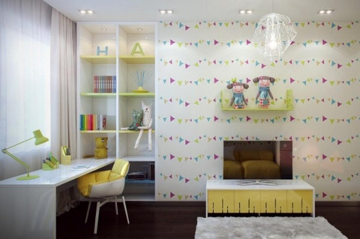 освещение детской комнаты2