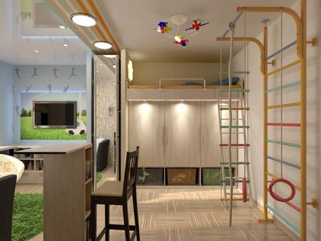 мебель в детскую комнату для школьника17