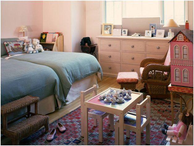 Безопасное жилище для ребёнка