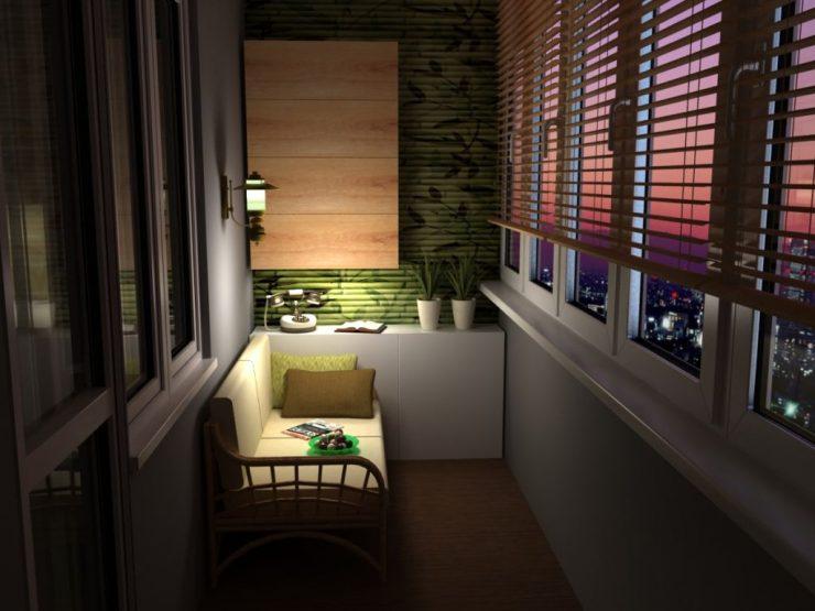 освещение на балконе2