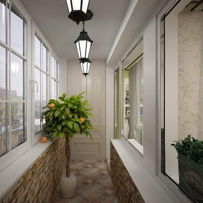 освещение на балконе7