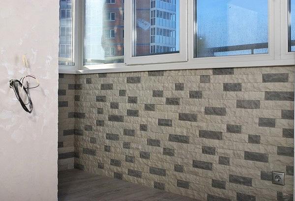 внутренняя отделка балкона8