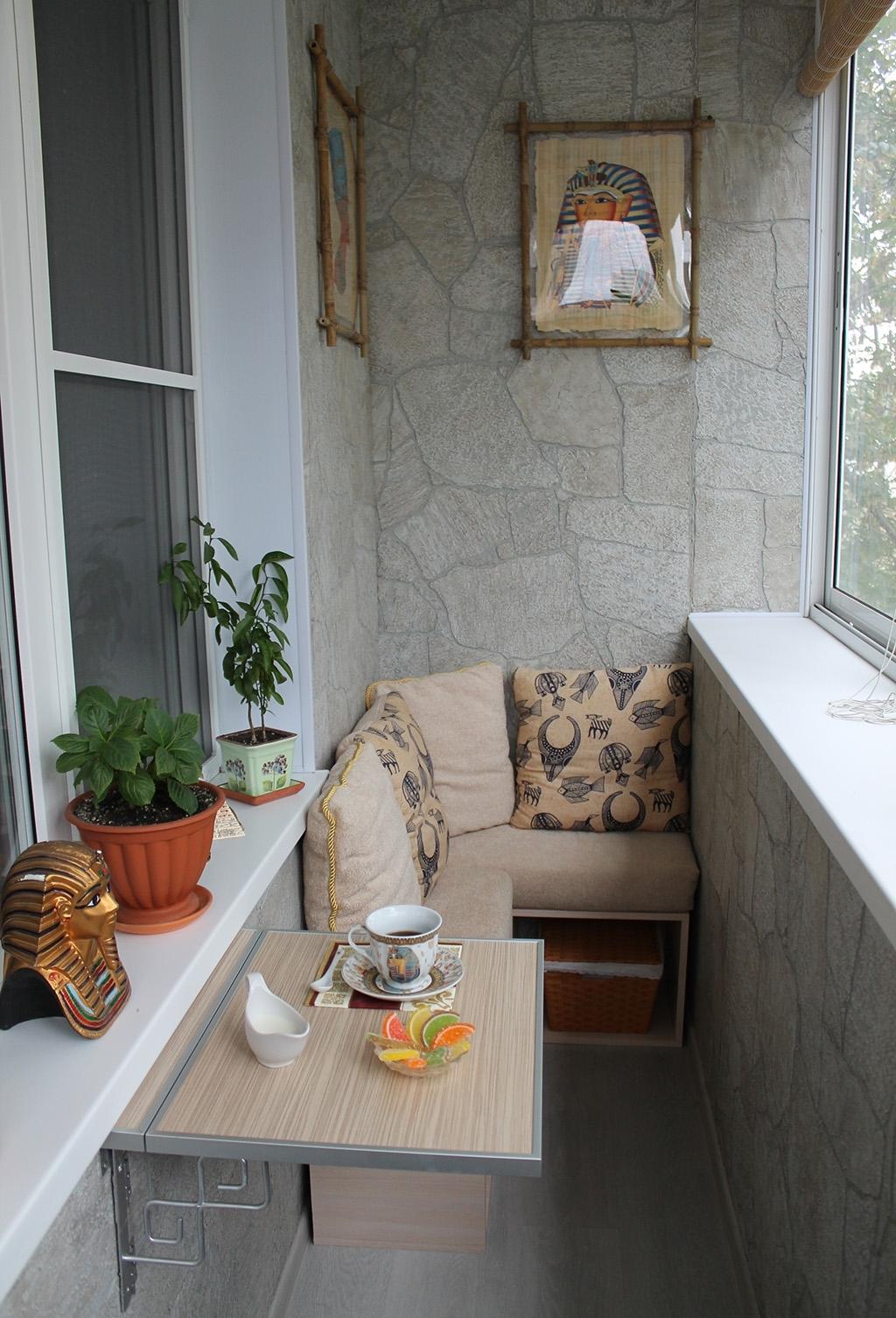 дизайн маленького балкона23