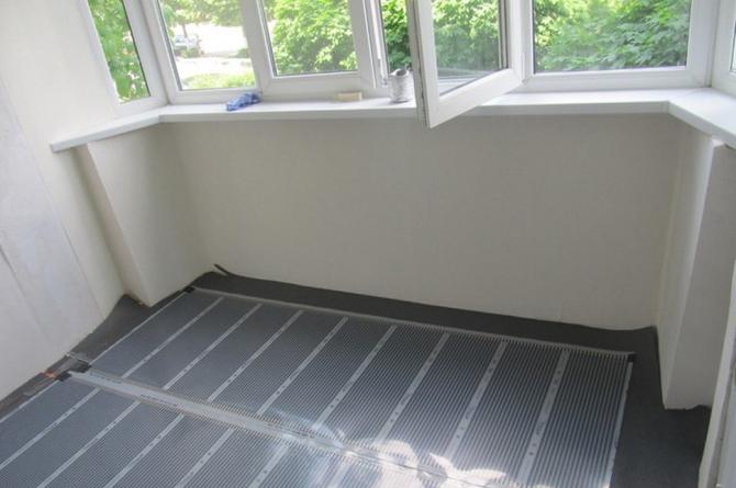 внутренняя отделка балкона11