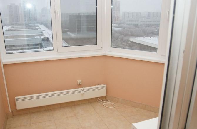 внутренняя отделка балкона10