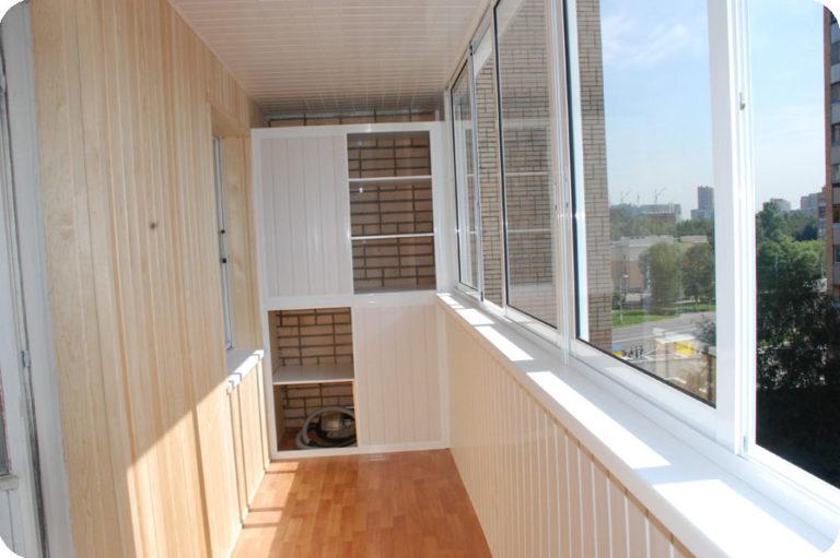 внутренняя отделка балкона4