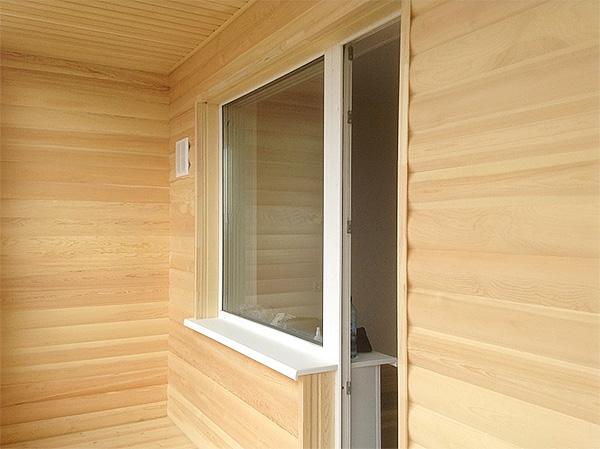 внутренняя отделка балкона9