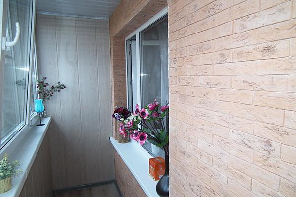 внутренняя отделка балкона5