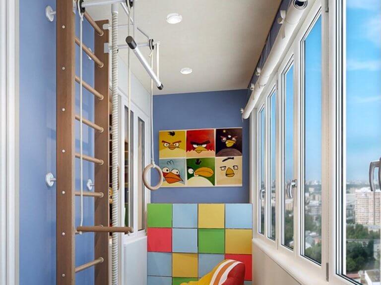 дизайн маленького балкона18