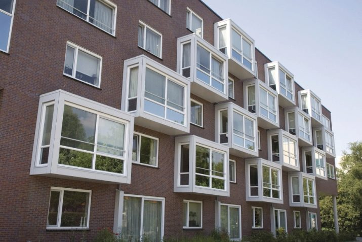 Балкон-отделка снаружи. Красивые балконы.