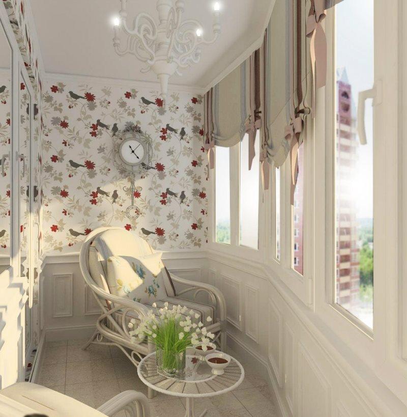 дизайн маленького балкона5