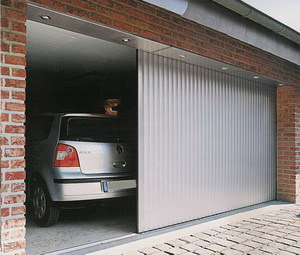 автоматические гаражные ворота5