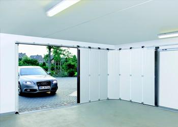 автоматические гаражные ворота6
