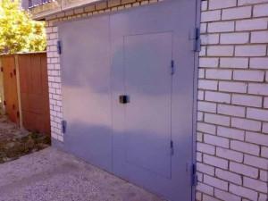 автоматические гаражные ворота8