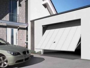 автоматические гаражные ворота11