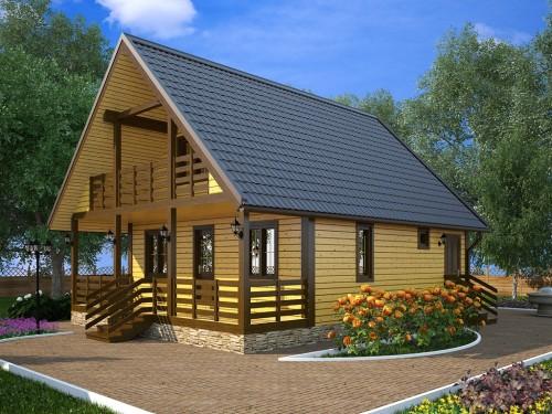 строительство частного дома8