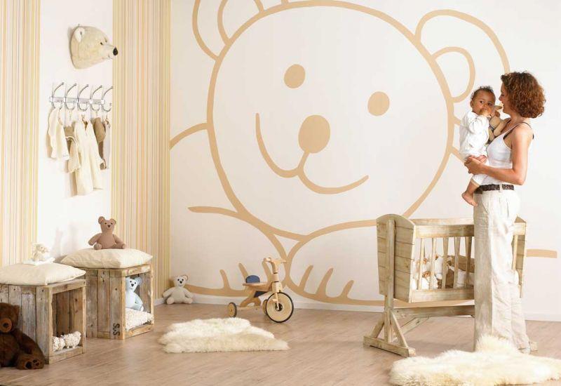 оформление детской комнаты2