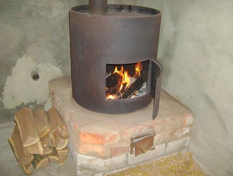 отопление гаража8