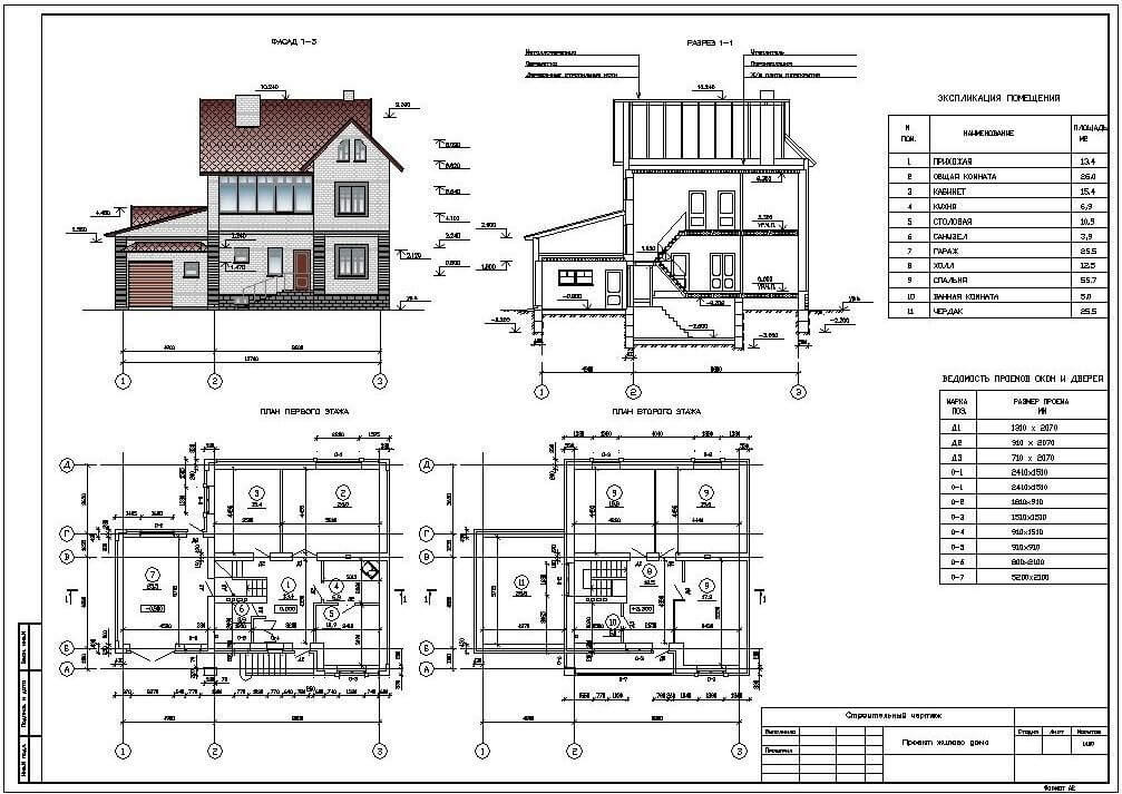 строительство частного дома5
