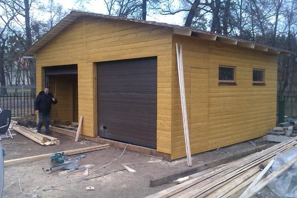 построить гараж12