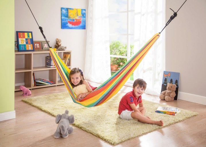 Детские качели для дома7