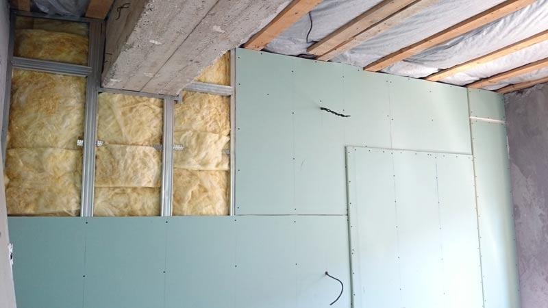 отделка гаража3