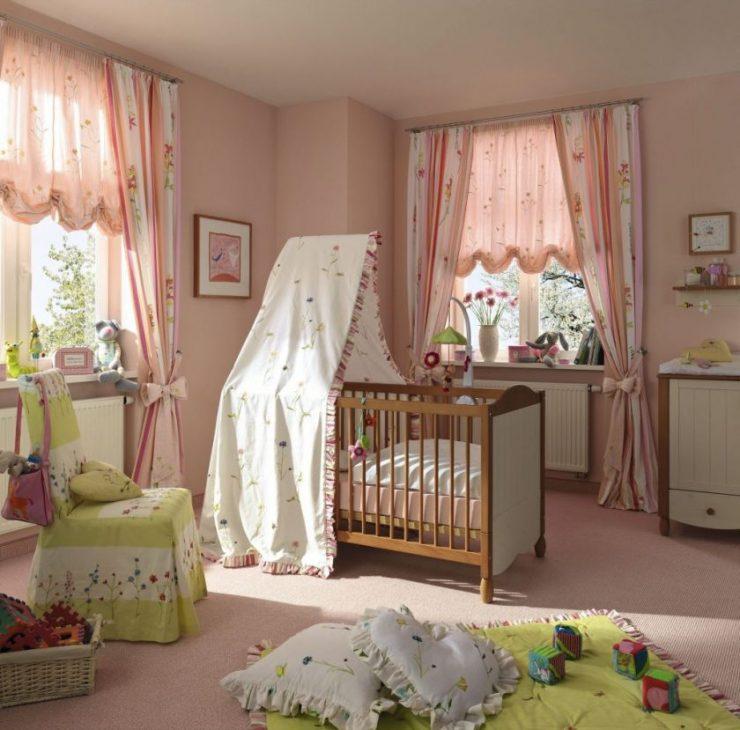как выбрать шторы в детскую15