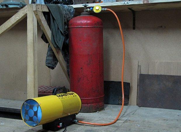 отопление гаража6