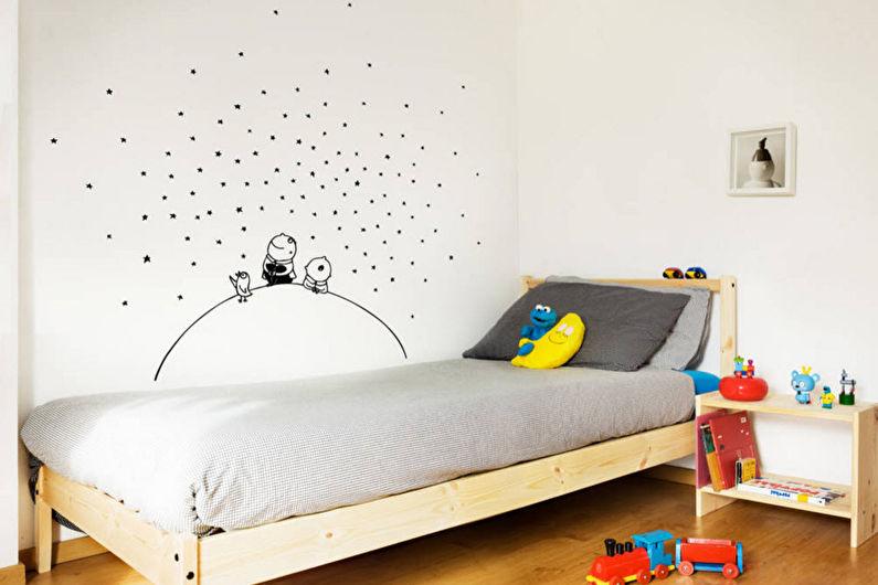 оформление детской комнаты3