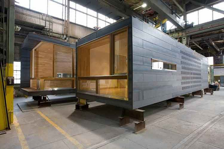 модульный дом для проживания1