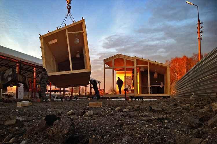 модульный дом для проживания5
