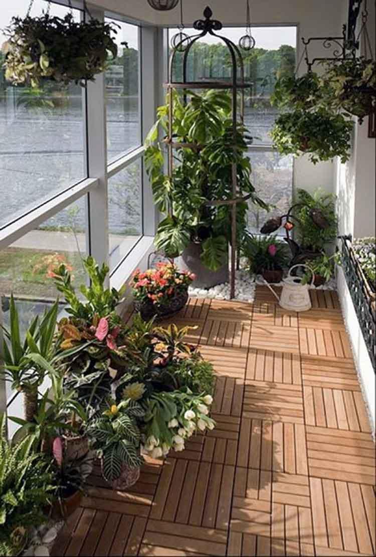 зимний сад в квартире14
