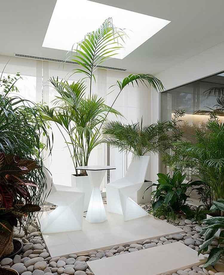 зимний сад в квартире21