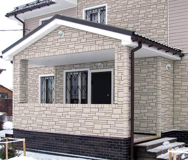 вентилируемые фасады домов1