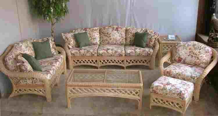 плетеная мебель из ротанга2